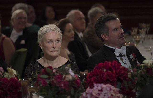 Glenn Close in 'The Wife'