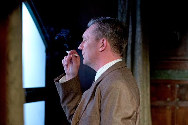Colin Tiernay in All Our Children at Jermyn Street Theatre