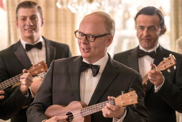 Jason Watkins in 'Hampstead'