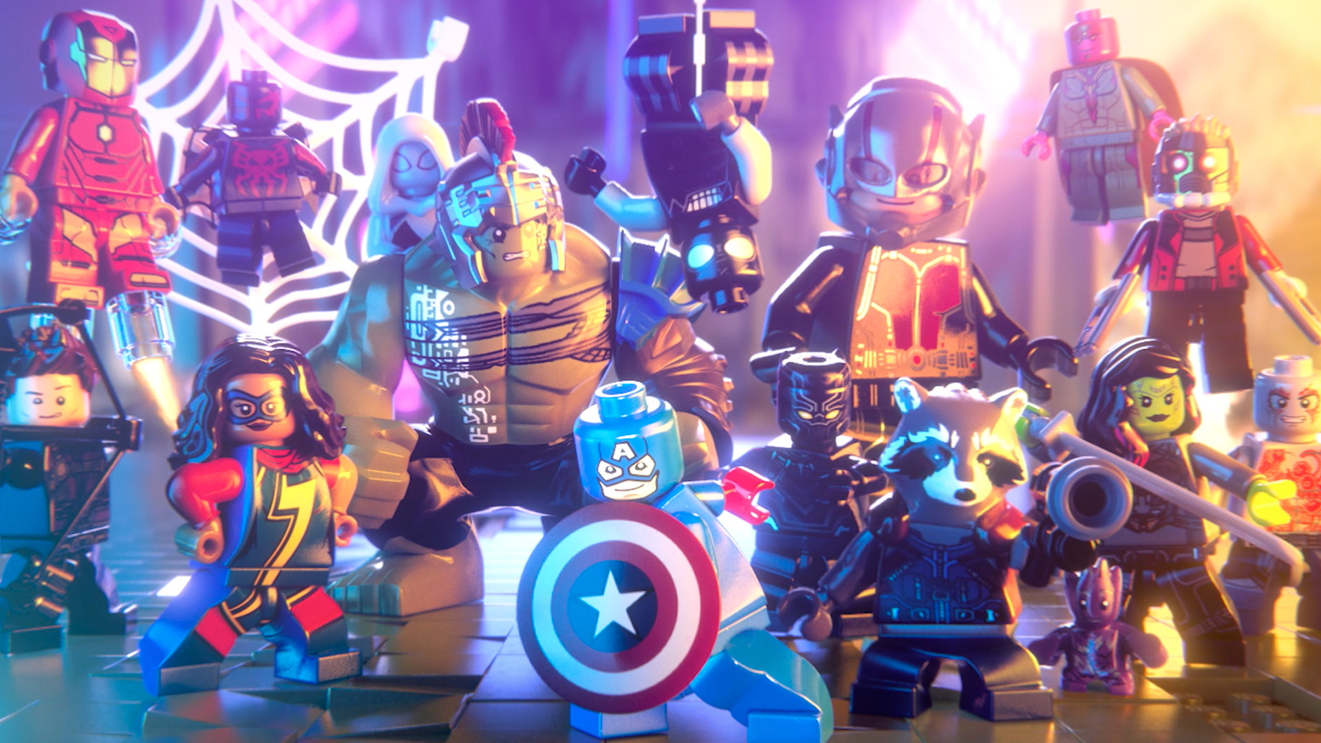 Lego Marvel Super Heroes 2 review - more high-quality family entertainment