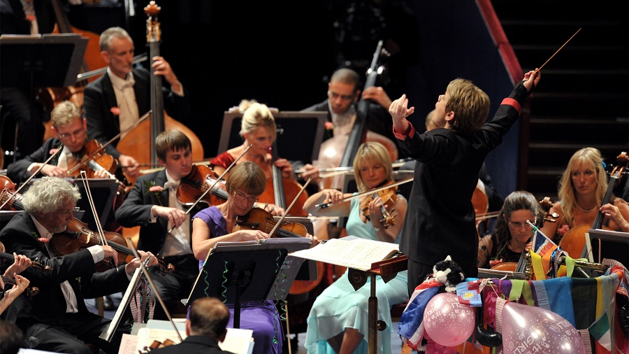 The Last Night Of The Proms 2021