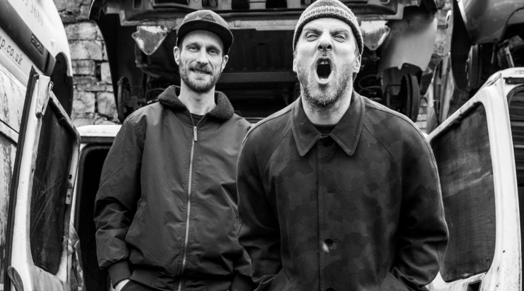 Sleaford Mods Manchester Academy Review Laptop Punks Still Have It