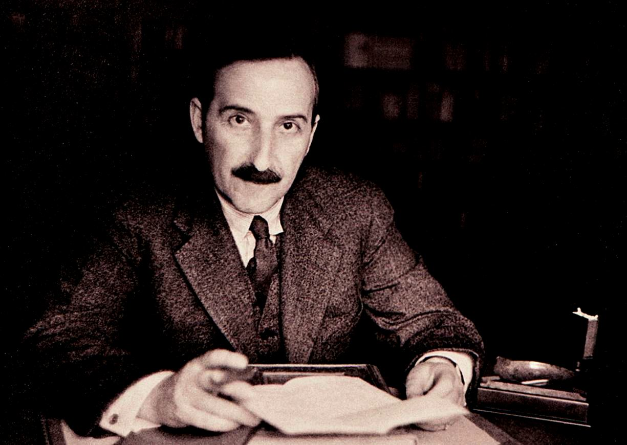 The private life of Stefan Zweig in England