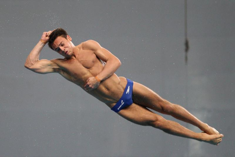 Tom Daley Diving Olympics 2019