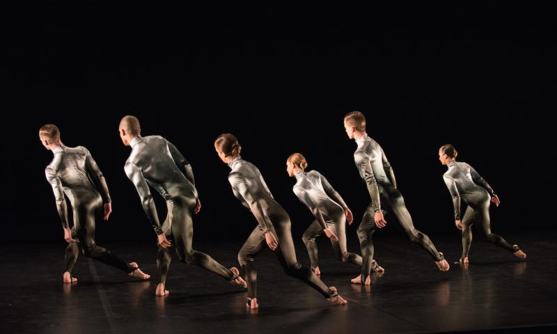 michael clark company barbican theatre review bad boy of dance