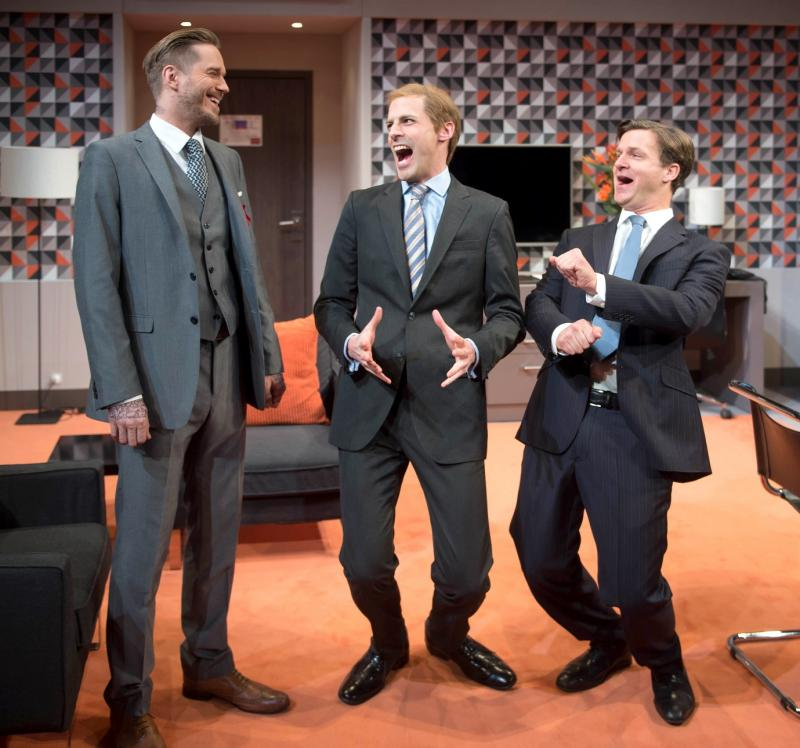 The Three Lions, St James Theatre | The Arts Desk