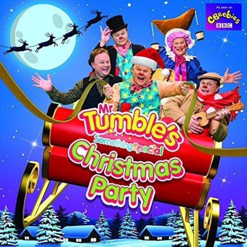 Cd Mr Tumble Mr Tumble S Christmas Party Reviews News