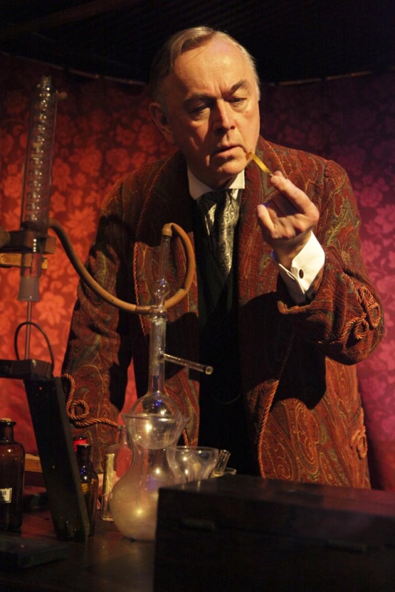 The Secret of Sherlock Holmes, Duchess Theatre   The Arts Desk