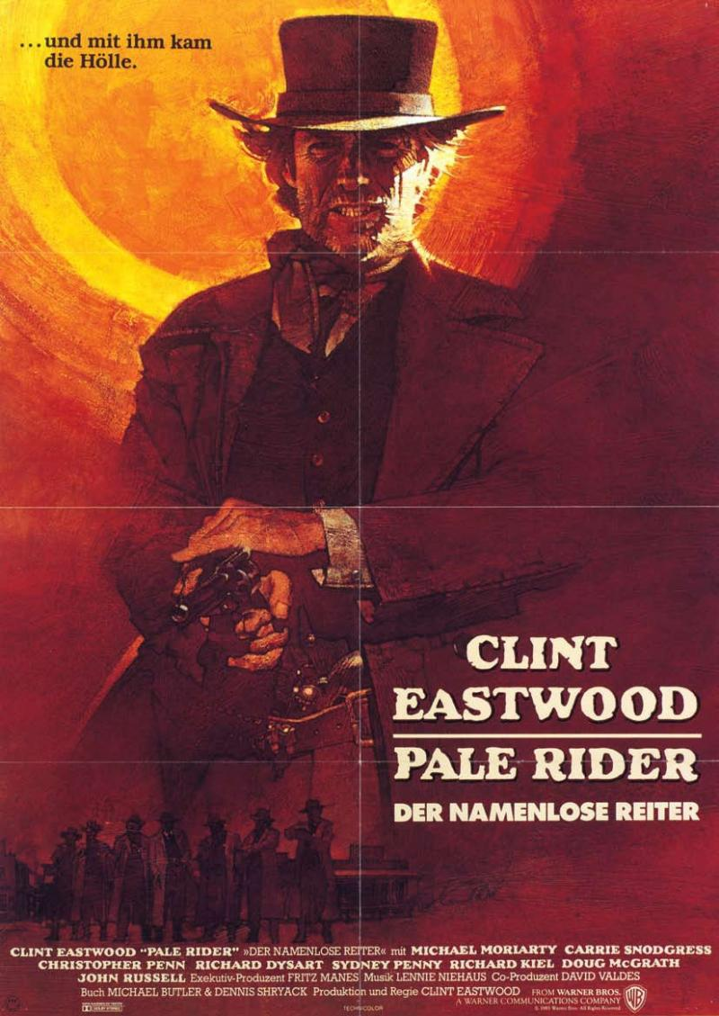Movie Gallery Clint Eastwood Posters The Arts Desk