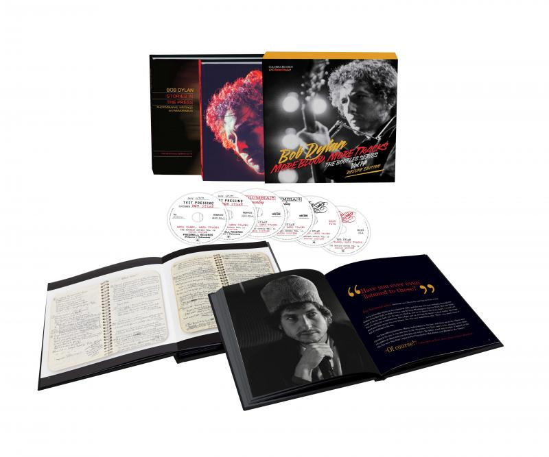 More Blood More Tracks Review Bob Dylan Opens Up