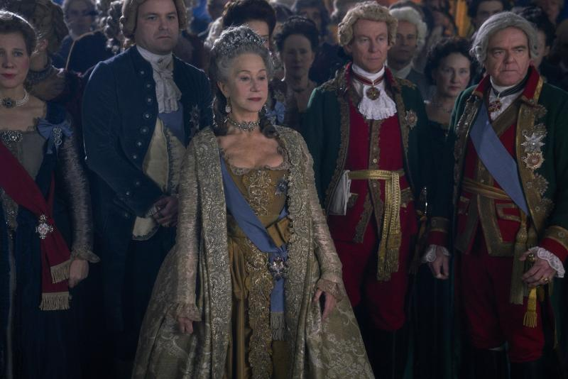 Catherine The Great Sky Atlantic Review A Glorious Role For Helen Mirren Only Gets Better The Arts Desk