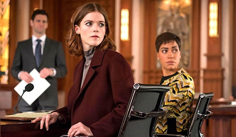 The Good Fight, Series 2, More4 review - the longer they do it, the better  it gets