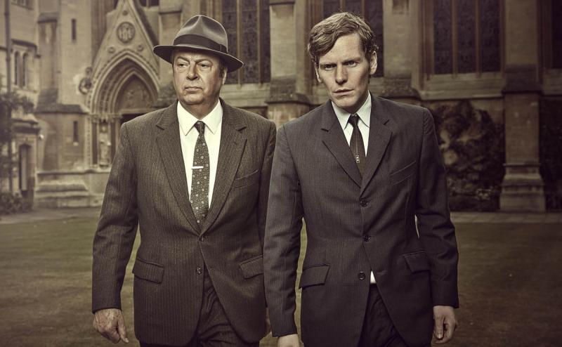 Endeavour, Series 3, ITV