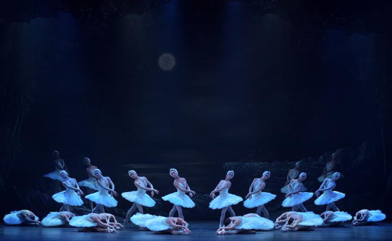Swan Lake, English National Ballet, London Coliseum review