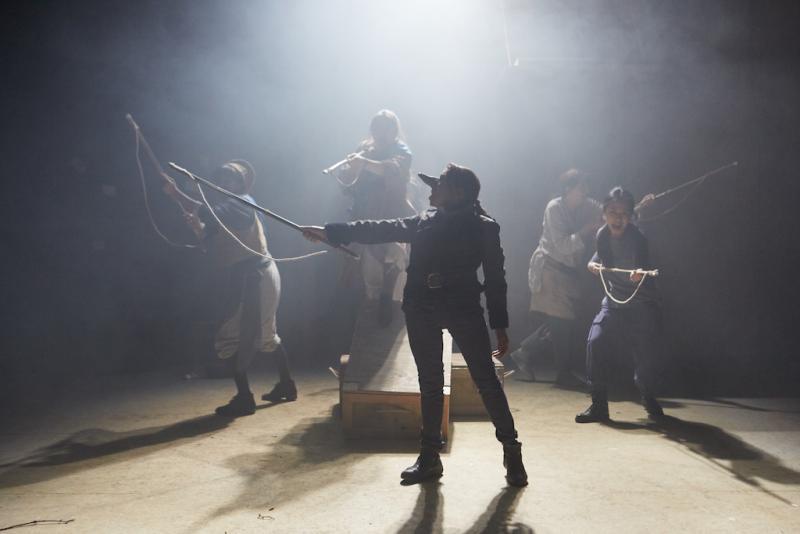 Cyrano de Bergerac, Southwark Playhouse | The Arts Desk