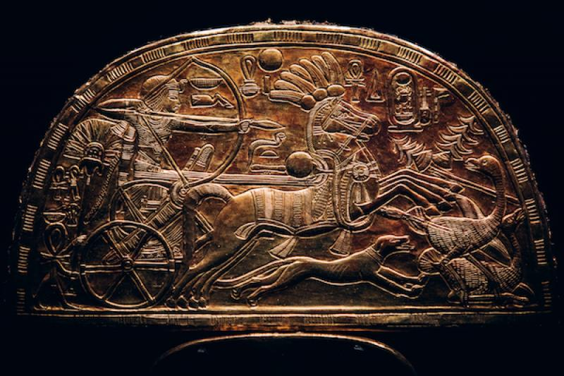 Tutankhamun: Treasures of the Golden Pharaoh, Saatchi Gallery review –  worth its weight?