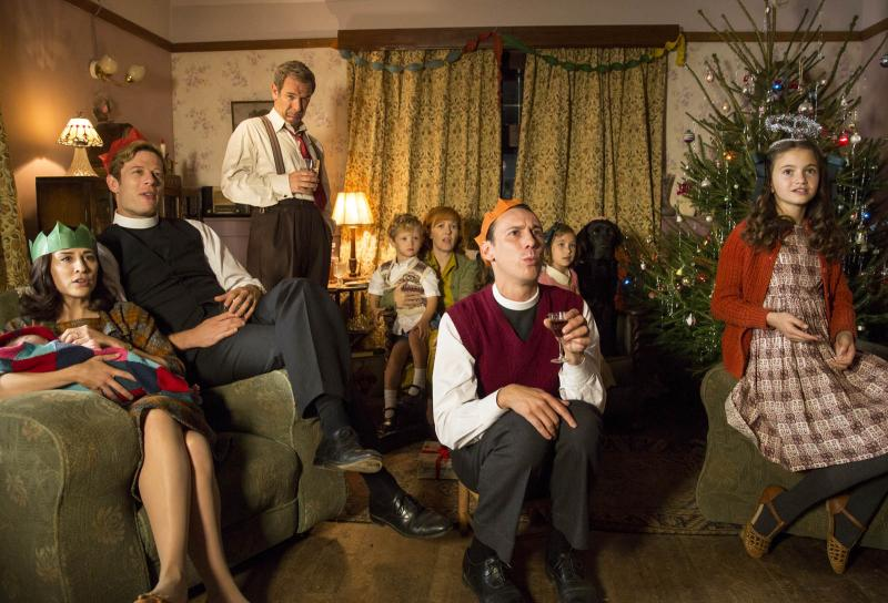 Grantchester Christmas Special 2020 Grantchester: 2016 Christmas Special, ITV