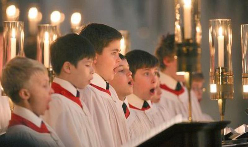Carols From Kings How A Tradition Was Made