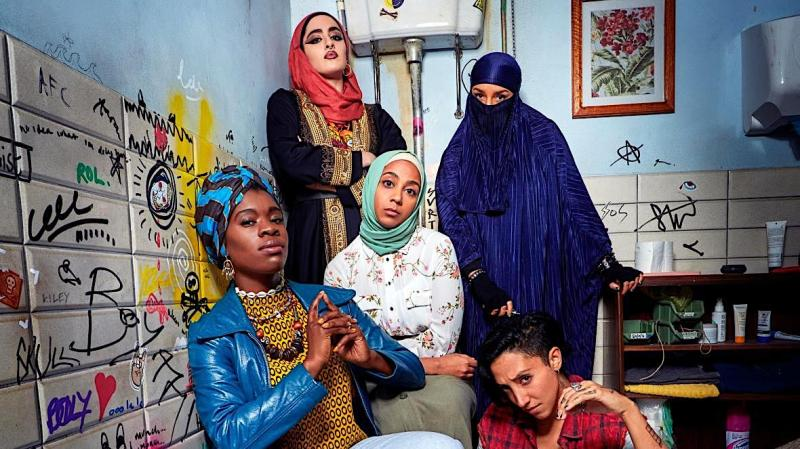 We Are Lady Parts, Channel 4 review - female Muslim punk band rocks the  house