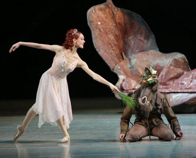 Apollo  A Midsummer Night s Dream, Mariinsky Ballet, Royal Opera House 6ef556cc8db5