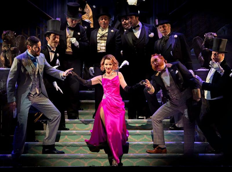 The Merry Widow English National Opera Review