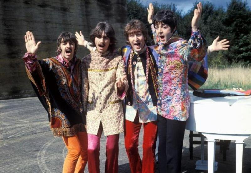 Arena The Beatles Magical Mystery Tour Revisited Bbc Two