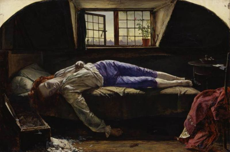 Thomas Chatterton: The Myth of the Doomed Poet, BBC Four | The ...