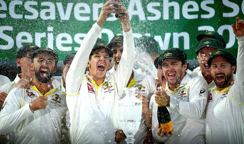 The Test: A New Era for Australia's Team, Amazon Prime review ...