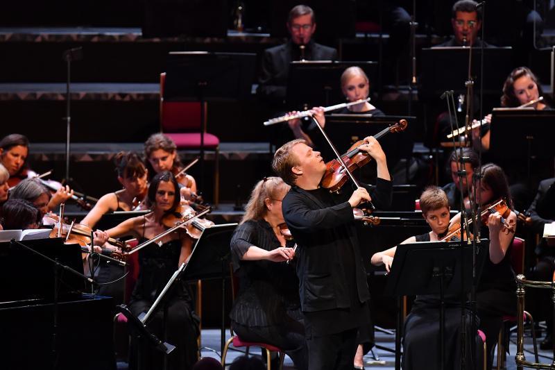 Prom 20: Kuusisto, BBCSSO, Dausgaard review – Sibelius