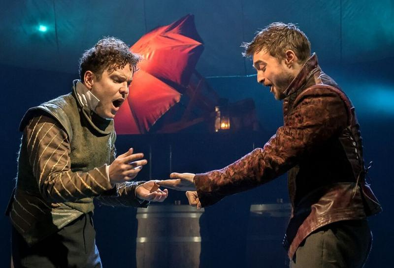 Rosencrantz and Guildernstern Are Dead, Old Vic review - 'Stoppard's  existential vaudeville'
