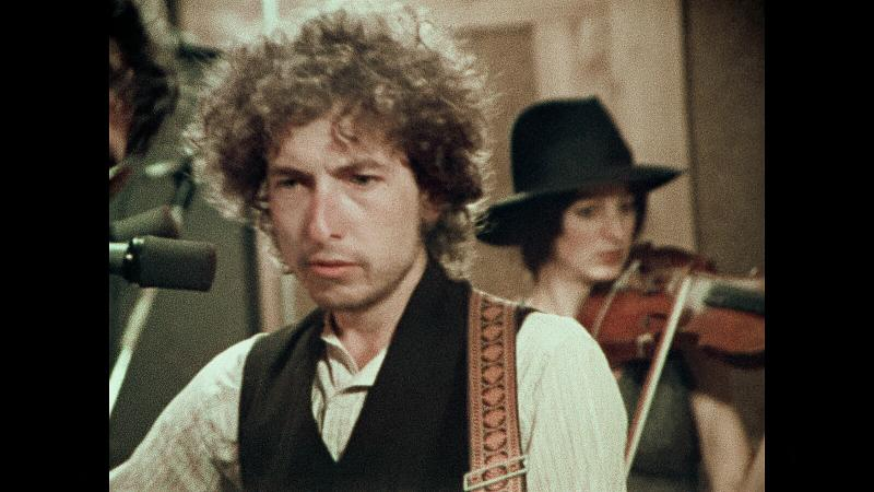 Bob Dylan Special - Rolling Thunder Revue: Q&A with Scarlet