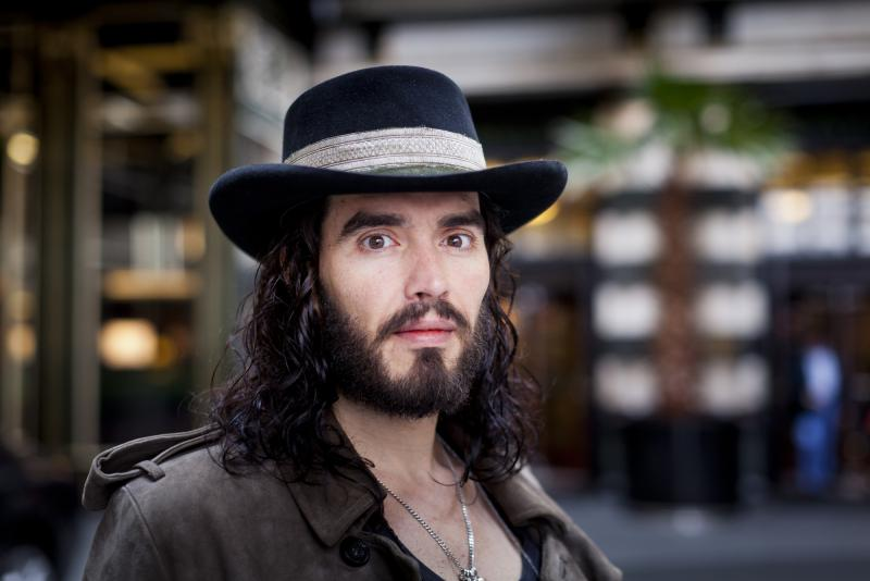russell brand from addiction to recovery, bbc three the arts deskrussell brand from addiction to recovery, bbc three