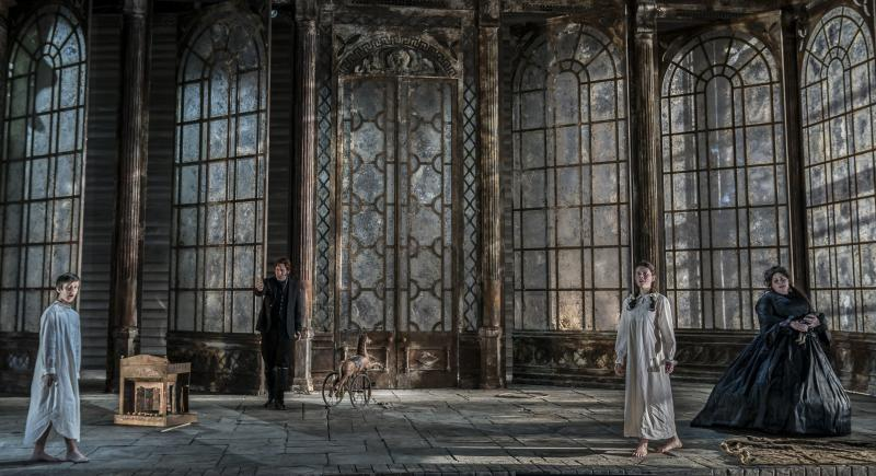 The Turn of the Screw, Garsington Opera review - superb music drama on an  open stage | The Arts Desk