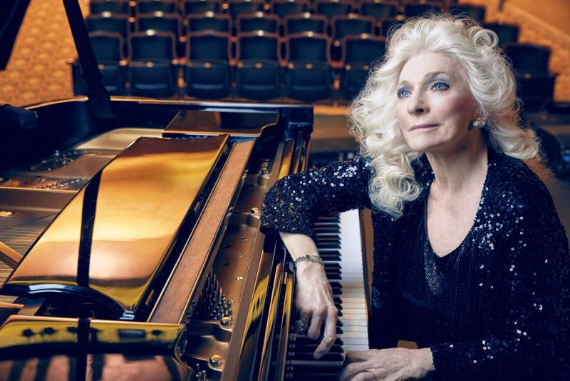 Judy Collins: A Love Letter to Stephen Sondheim, review   'a