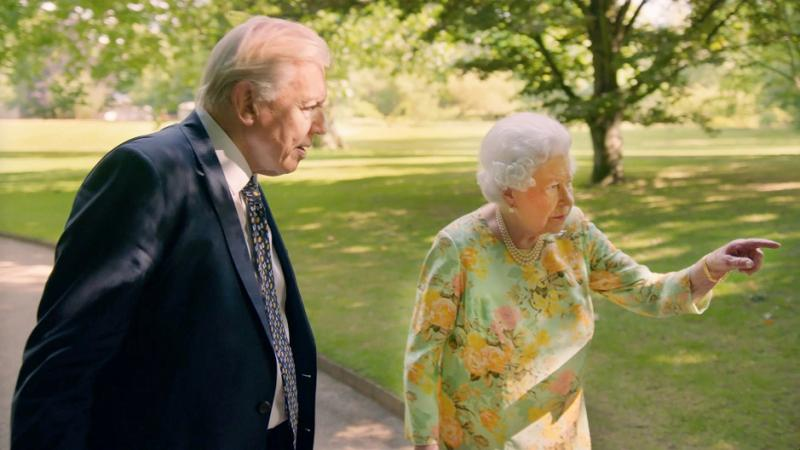 Prince Harry has a secret gardening skill, reveals Sir David Attenborough!