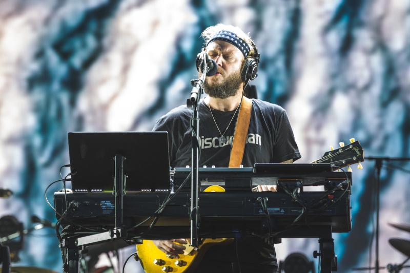 Bon Iver, All Points East festival review – powerful