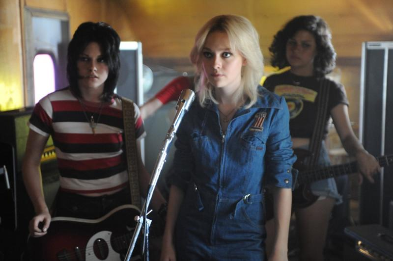 The Runaways - 'scorching band performances and combustible