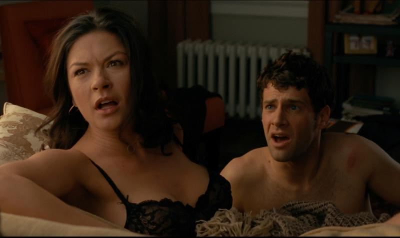 Catharine zeta jones sex scenes