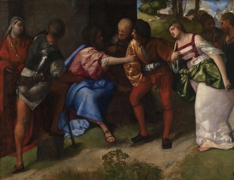 In The Age Of Giorgione Royal Academy