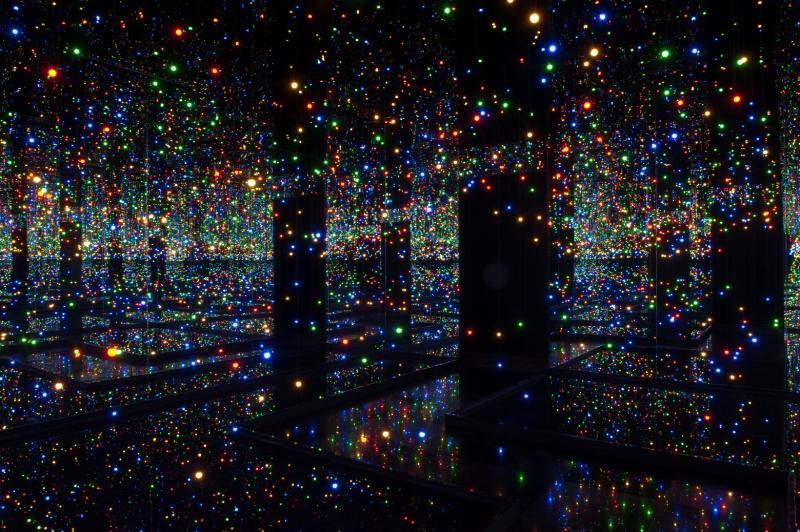 Yayoi Kusama, Tate Modern | The Arts Desk