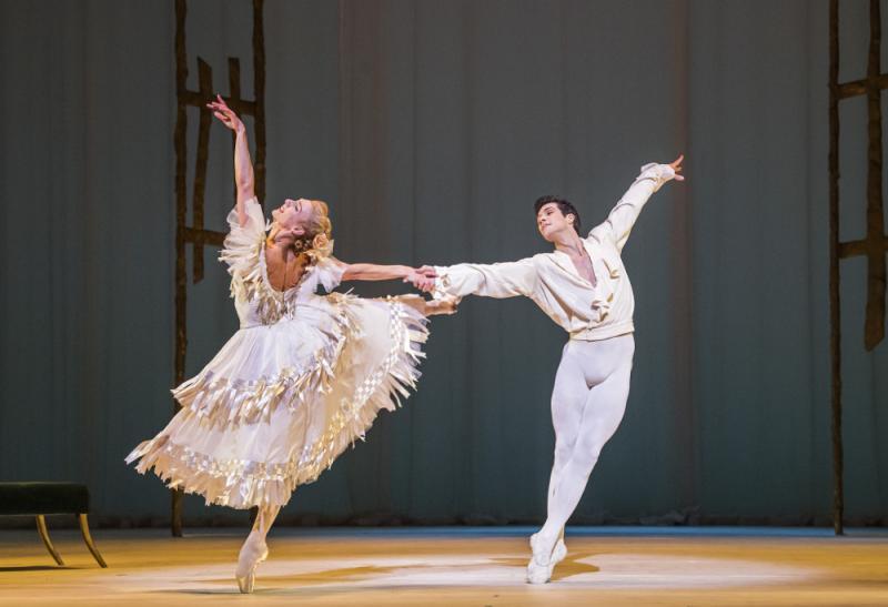 Ashton Triple Bill Royal Ballet Review Fond Farewell To