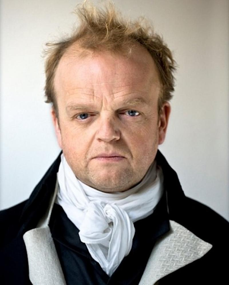 Toby Jones brief overview of biography and creativity