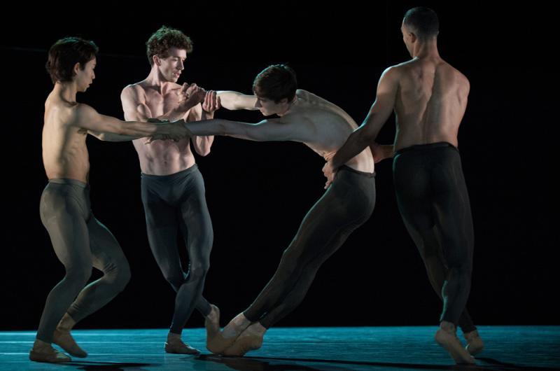 McGregor/Spuck, Ballett Zürich, Edinburgh Playhouse