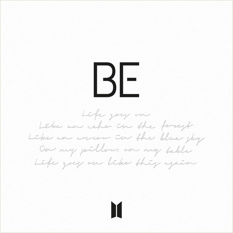 Album: BTS - Be