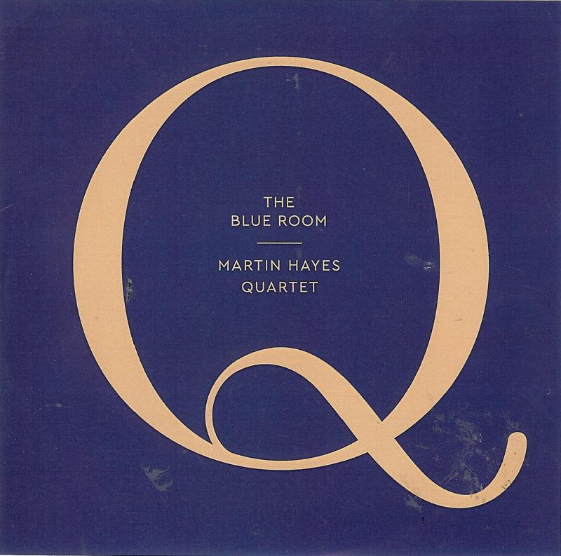 Martin Hayes The Blue Room Cd Review