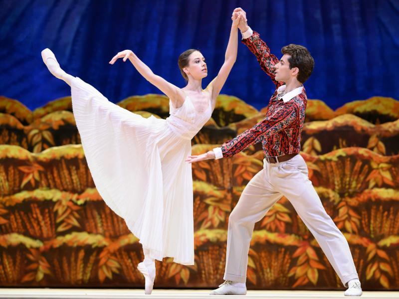 The Bright Stream, Bolshoi Ballet review - a gem of a comedy