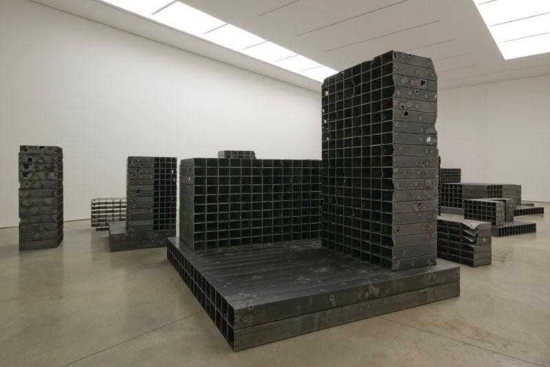 Mona Hatoum: Bunker, White Cube Mason's Yard