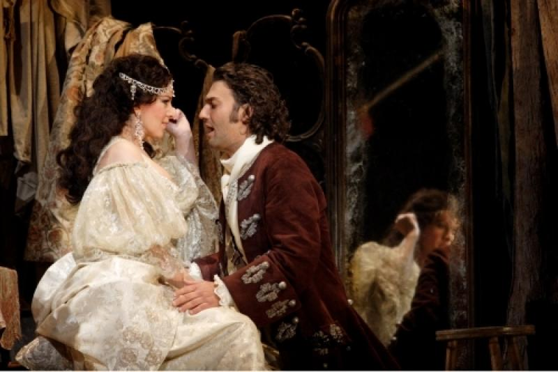 Adriana Lecouvreur Royal Opera