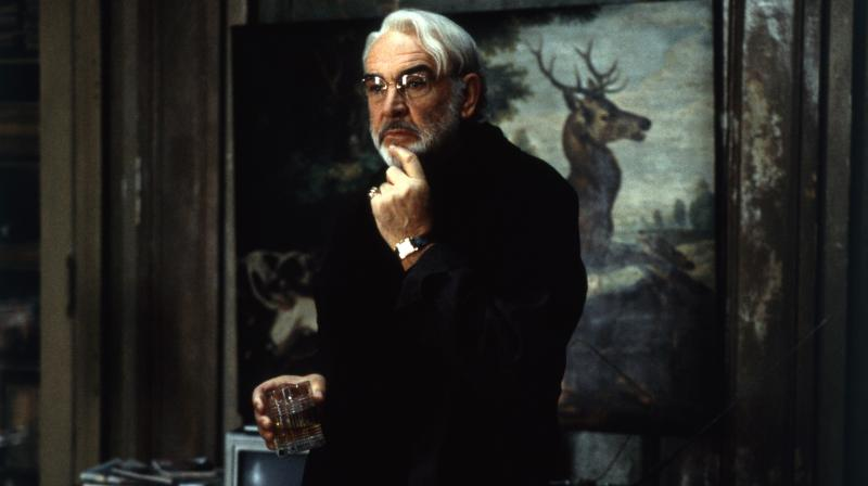 Finding Forrester Review A Reminder Of Sean Connery S Acting Range From Gus Van Sant