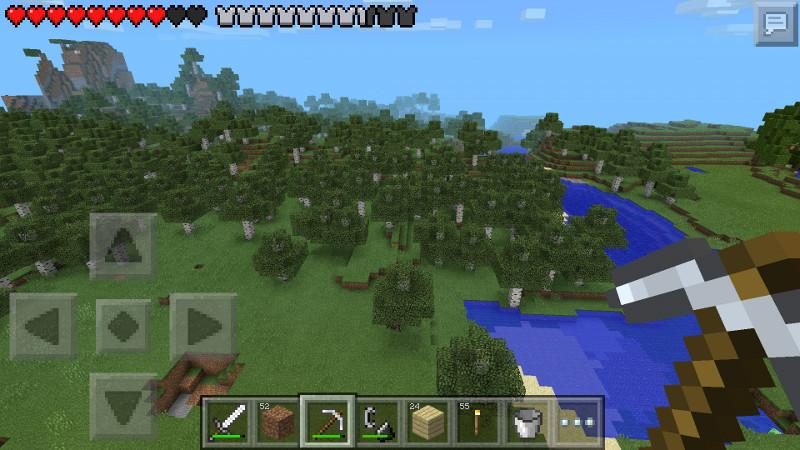 Minecraft Pocket Edition | reviews, news & interviews | The